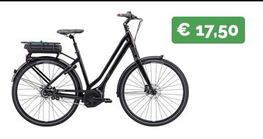 Fietsverhuur elektrische fiets