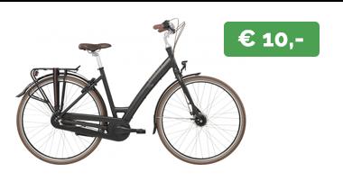 Fietsverhuur normale fiets